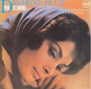 Cover - Paul Desmond: Desmond Blue
