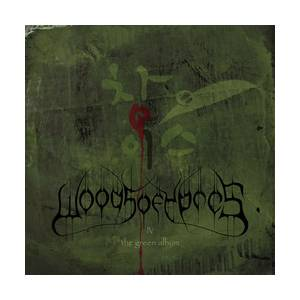 Woods Of Ypres: Woods IV: The Green Album - Cover