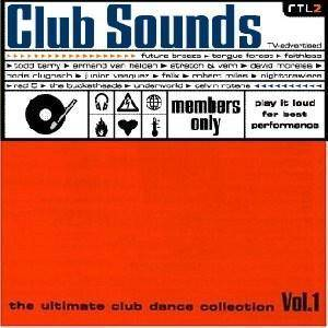 Club Sounds Vol. 01 - Cover