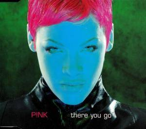 P!nk: There You Go - Cover