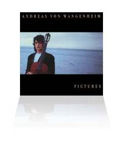 Andreas von Wangenheim: Pictures - Cover