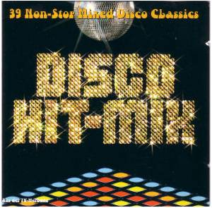 Disco Hit - Mix - Cover