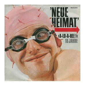 Cover - Neue Heimat: A-Lo-A-Hee!