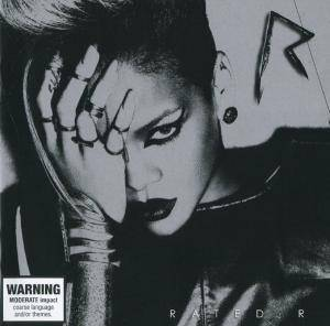 Cover - Rihanna: Rated R