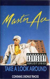 Masta Ace: Take A Look Around - Cover