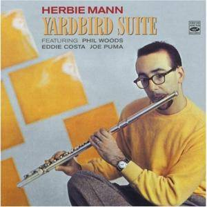 Herbie Mann: Yardbird Suite - Cover