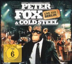 Peter Fox & Cold Steel: Live Aus Berlin - Cover