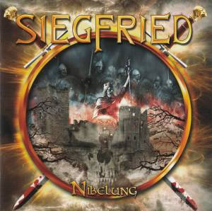Siegfried: Nibelung - Cover