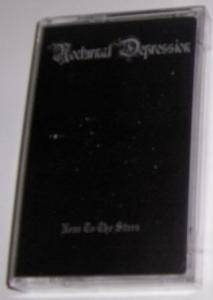 Cover - Nocturnal Depression: Near To The Stars