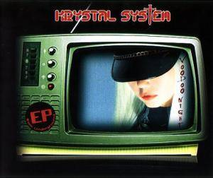 Cover - Krystal System: Voodoo Night Sessions