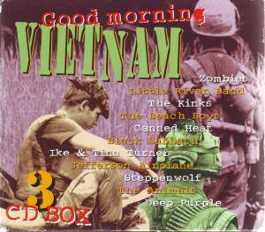 Cover - Bobby Fuller: Good Morning Vietnam