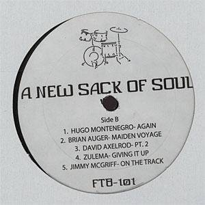 New Sack Of Soul, A - Cover