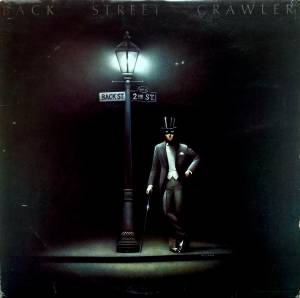 Back Street Crawler: 2nd Street - Cover