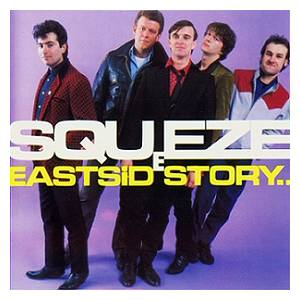 Cover - Squeeze: East Side Story