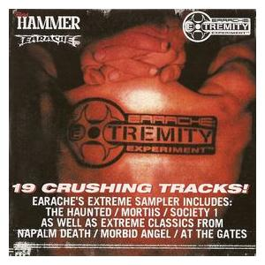 Metal Hammer 111.2 - Earache : Extremity Experiment [The Choice Of The Extreme Generation] - Cover