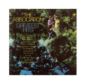 The Association: Greatest Hits - Cover