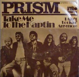 Cover - Prism: Take Me To The Kaptin