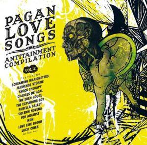 Pagan Love Songs Vol. 2 - Antitainment Compilation - Cover
