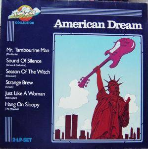 Cover - Lenny Welch: American Dream - Time Wind Collection