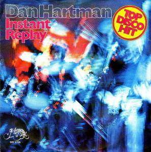 Dan Hartman: Instant Replay - Cover