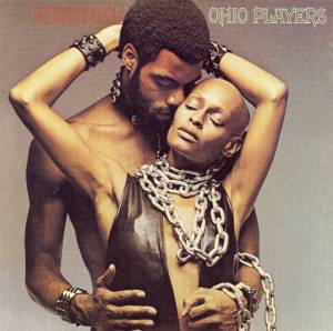 Cover - Ohio Players: Ecstasy
