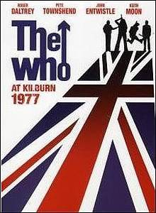 The Who: At Kilburn 1977 - Cover