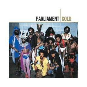 Parliament: Gold - Cover