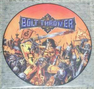 Bolt Thrower: War Master (PIC-LP) - Bild 2
