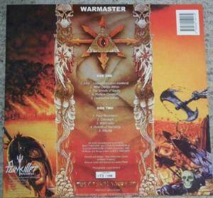 Bolt Thrower: War Master (PIC-LP) - Bild 3