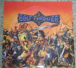Bolt Thrower: War Master (PIC-LP) - Bild 1