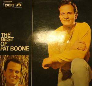 Pat Boone: Best Of Pat Boone, The - Cover