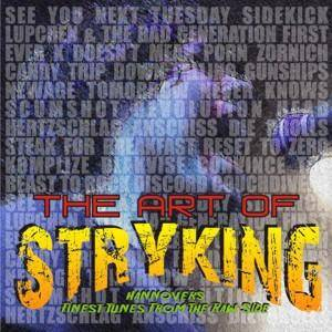 Cover - Komplize: Art Of Stryking, The