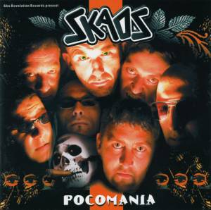 Skaos: Pocomania - Cover