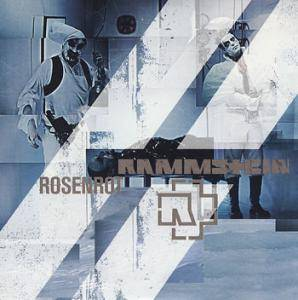 Rammstein: Rosenrot (Promo-Single-CD) - Bild 1