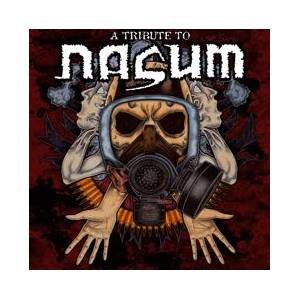 Tribute To Nasum, A - Cover