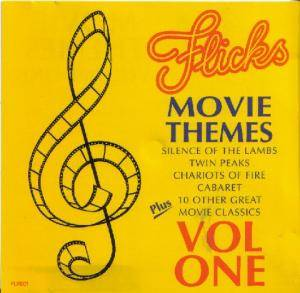 Cover - Partners In Kryme: Flicks - Movie Themes [Vol One]