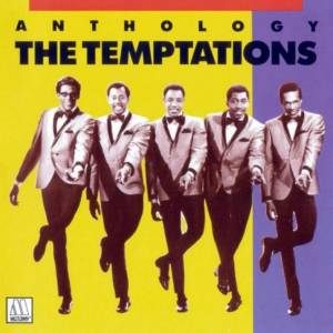 The Temptations: Anthology - Cover