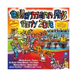 Cover - Yvie: Ballermann Hits Party 2010