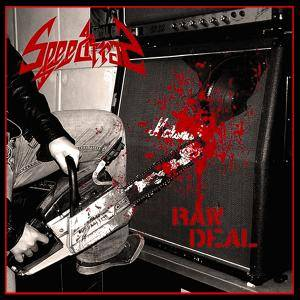 Speedtrap: Raw Deal - Cover