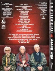 Die Ärzte: Overkiller (DVD) - Bild 2