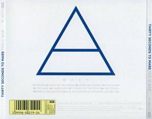 Thirty Seconds To Mars: This Is War (CD) - Bild 3