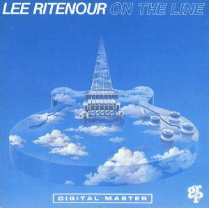 Lee Ritenour: On The Line - Cover