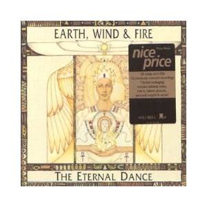 Earth, Wind & Fire: Eternal Dance, The - Cover