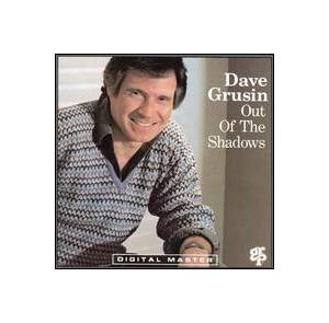 Dave Grusin: Out Of The Shadows - Cover
