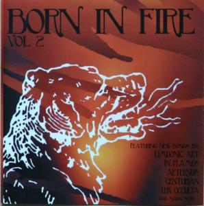 Born In Fire Vol.  2 - Cover