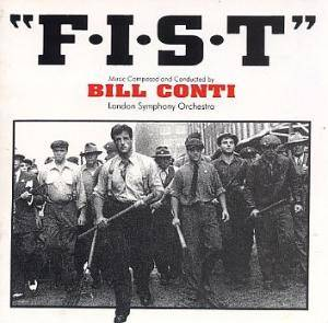 Cover - Bill Conti: F.I.S.T. / Slow Dancing In The Big City