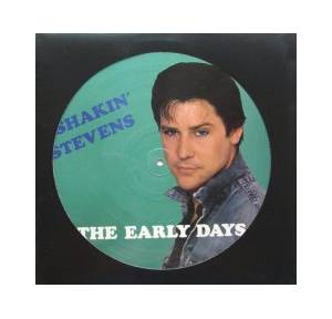 Cover - Shakin' Stevens & The Sunsets: Early Days, The