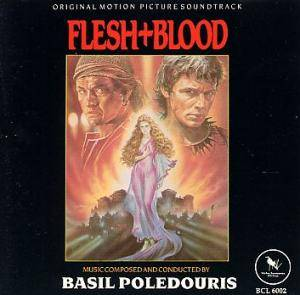Cover - Basil Poledouris: Flesh + Blood