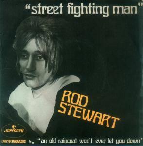 from Mark rod stewart street fighting man single