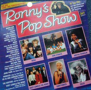 Cover - Beltane Fire: Ronny's Pop Show